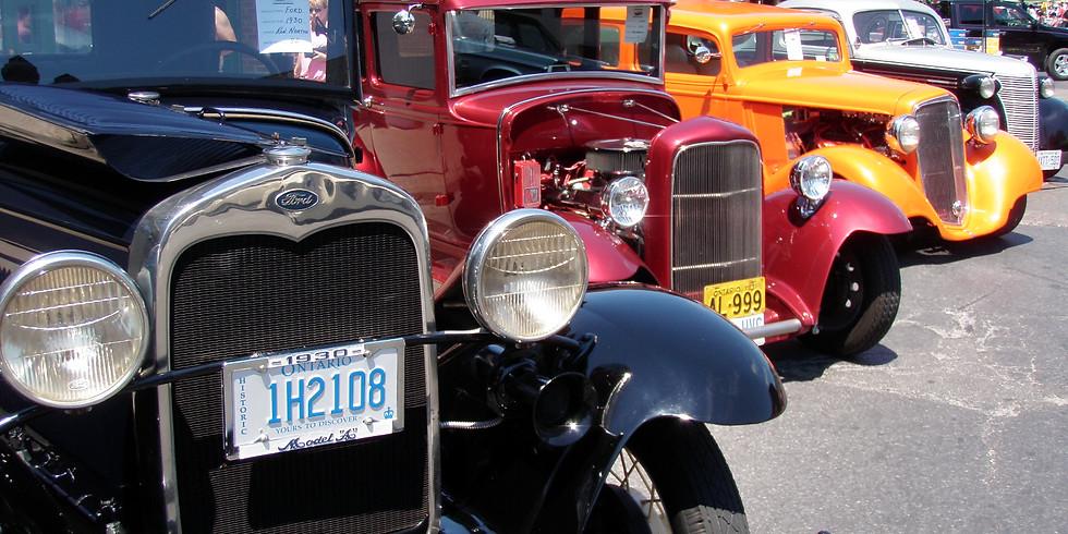 14th Annual Thorold Car Show