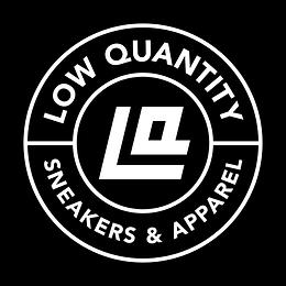 Low Quantity Sneakers & Apparel