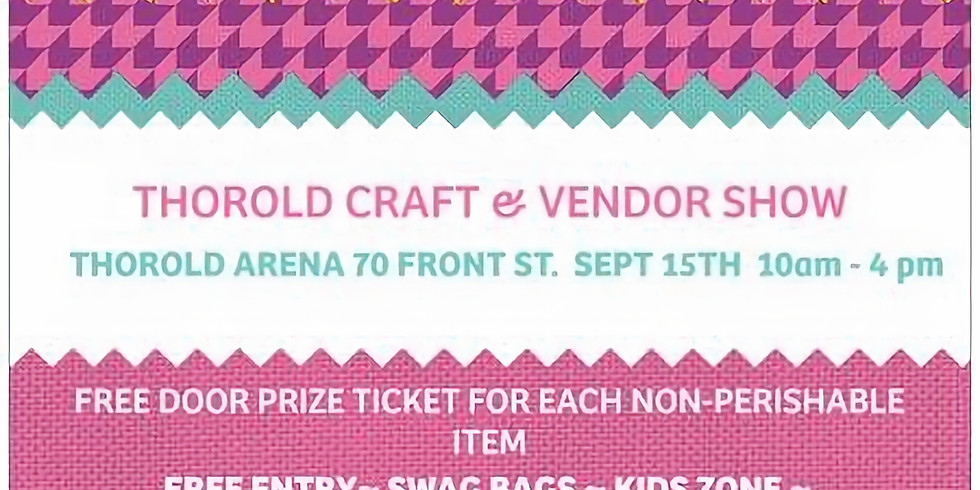 Thorold Craft and Vendor Show