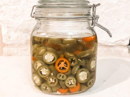 Pickled Jalapeños Recipe