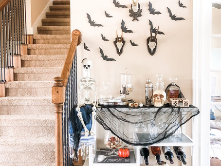 Halloween Home Décor