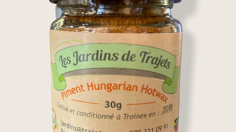 Piment en poudre 30gr Hotwax