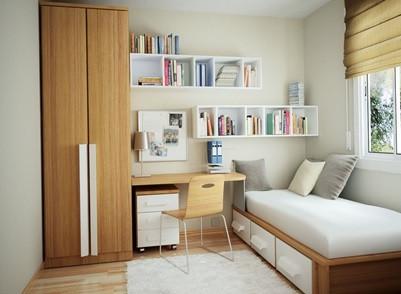 How to Make Small Apartments Bigger!