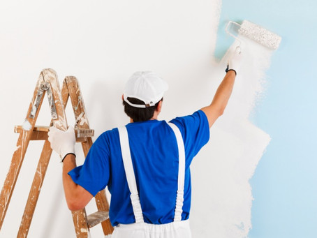 How to Best Paint Rental Properties