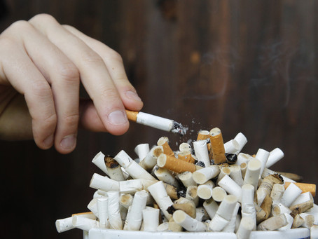 How to Remove Cigarette Odour in Rental Properties
