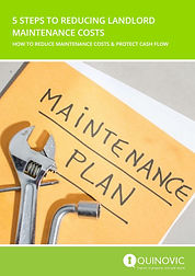 5 Steps to Reducing Landlord Maintenance