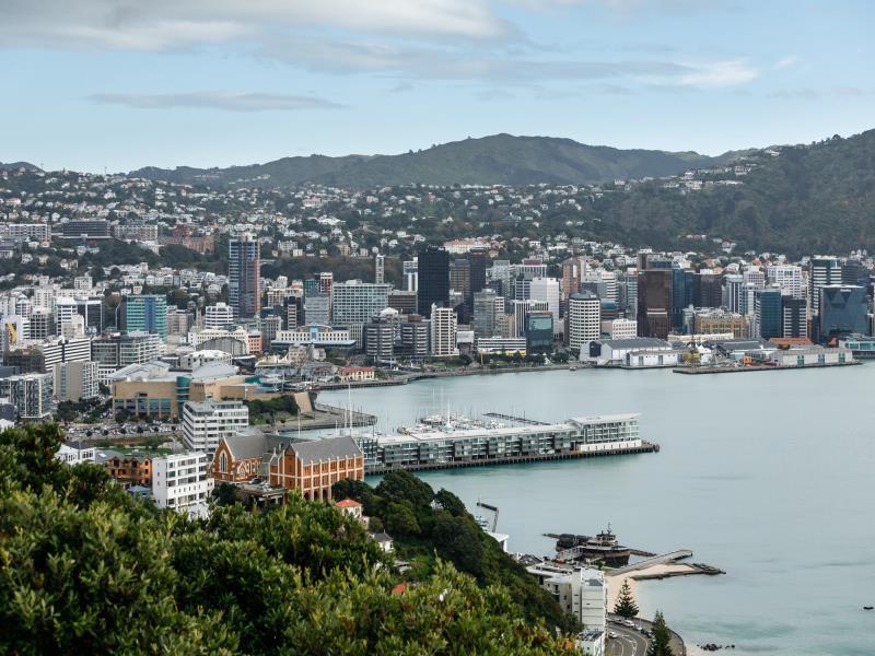 Wellington property