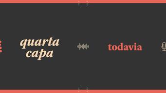 QUARTA CAPA, o podcast da Todavia
