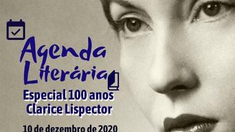 Agenda Literária Especial Clarice Lispector
