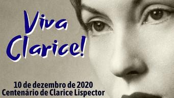 Minha homenagem para Clarice Lispector