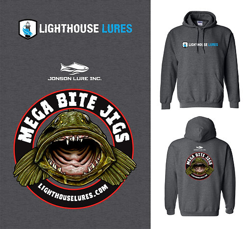 Fishing Hoodie for the West Coast