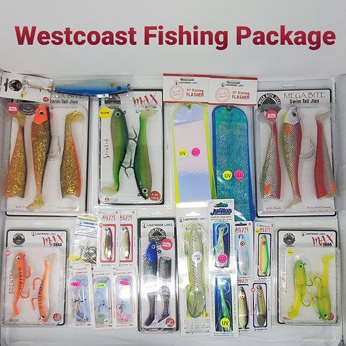 West Coast Salmon Fishing Lures