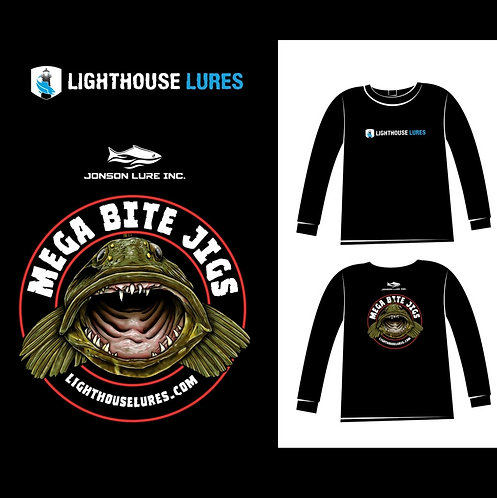 Lighthouse Lures Long Sleeve Fishing Shirt