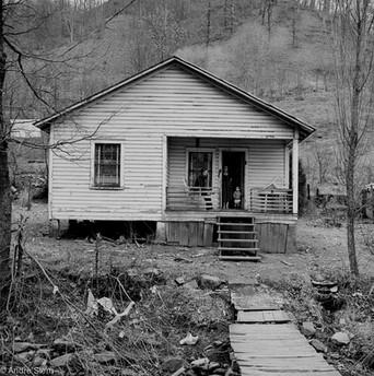 Porch scene