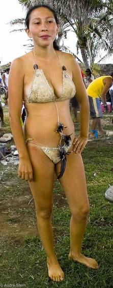 Easter Island Lady