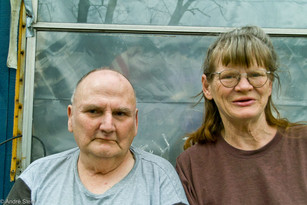 Danny and Phyllis Mullins