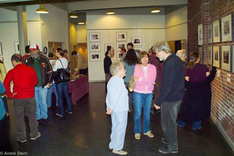 Stern photo exhibit at Appalshop.