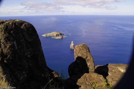 Eastern Island Scenic view