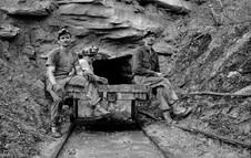 Coal miner portal