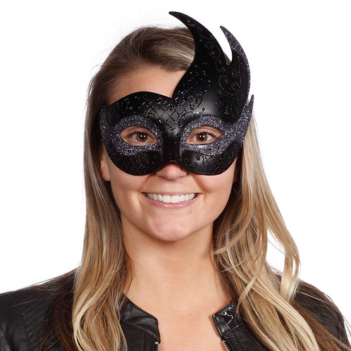 Masqarae Black Bird Mask - GY