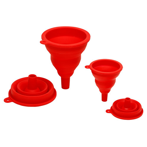 Viovia Collapsible Funnel - Set of 2