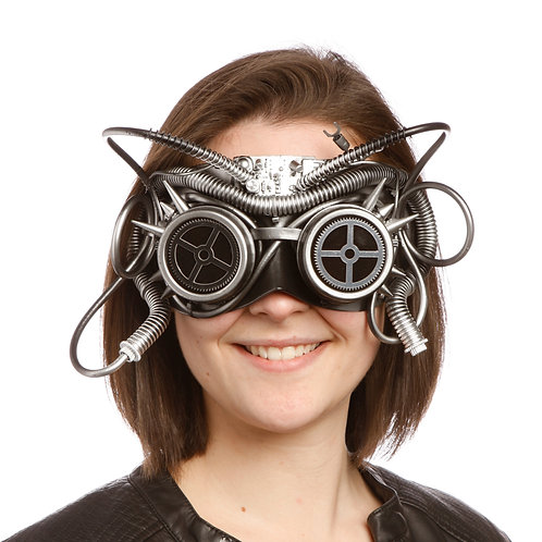 Masqarae Industrial Eye Mask - TUBES