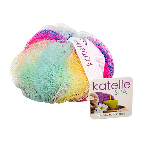 Katelle Bath Sponge - Rainbow