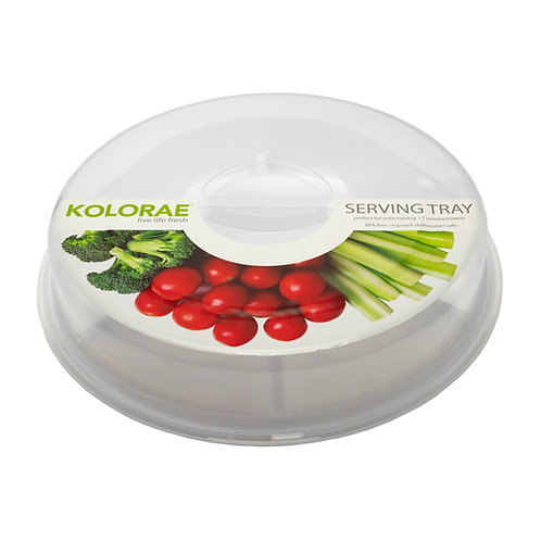 Kolorae Serving Tray 7 Compartment