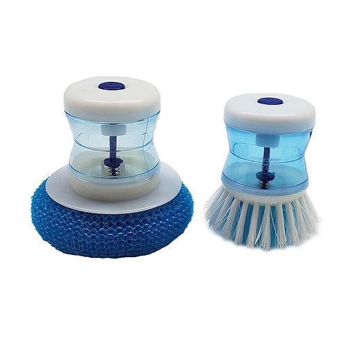 Broxan Scrub Brush and Scourer Set