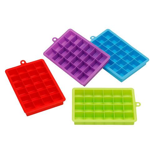 Kolorae Silicone Ice Tray 24 Cubes
