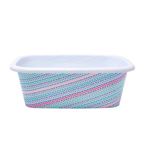 Kolorae Dish Pan Pastel Aztec