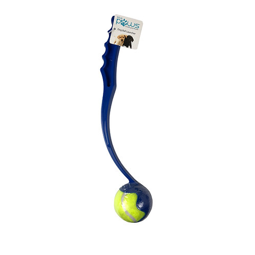 Blue Paws Dog Ball Launcher