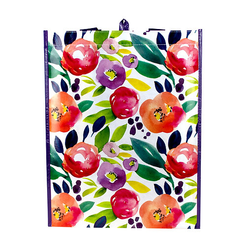 Kolorae Graphic Tote Red Floral
