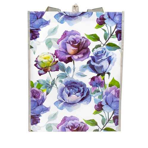 Kolorae Graphic Tote Purple Floral