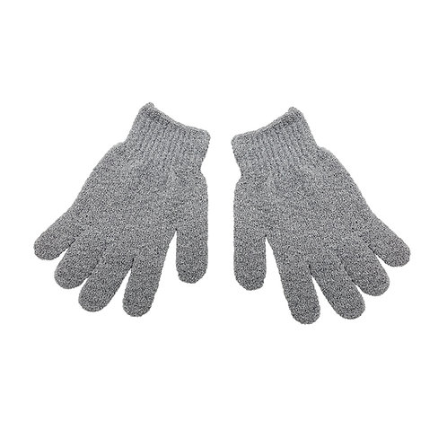 Elle & Kate Charcoal Exfoliating Gloves