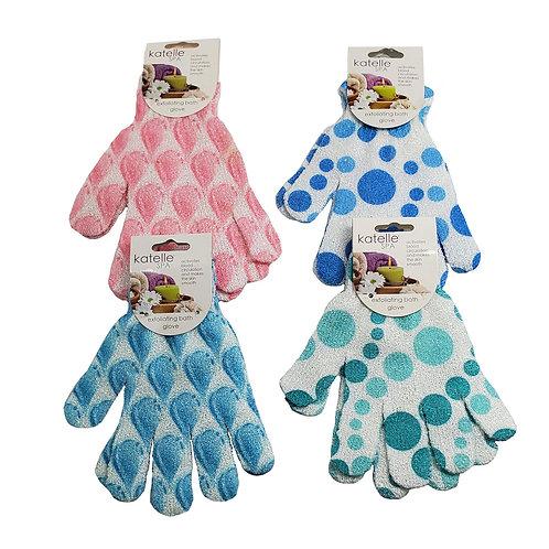 Katelle Exfoliating Bath Glove