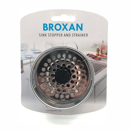 Broxan Sink Stopper and Strainer