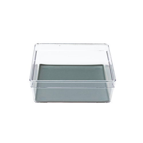 """Kolorae Drawer Organizer with Silicone Liner 6.1"""" x 6.1"""""""