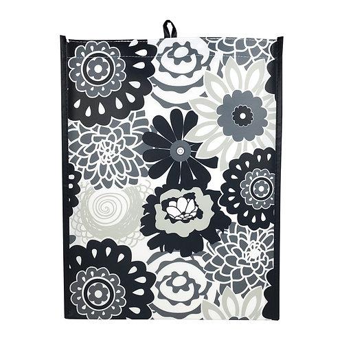 Kolorae Graphic Tote Black Floral