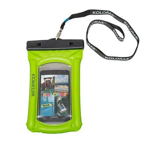 Kolorae Float Phone Dry Bag - Green