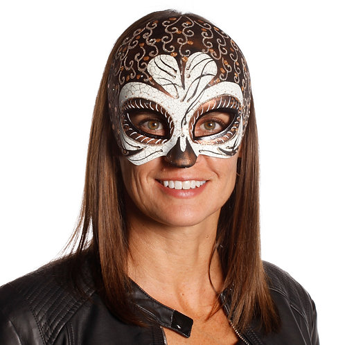 Masqarae Half Cat Mask - CO