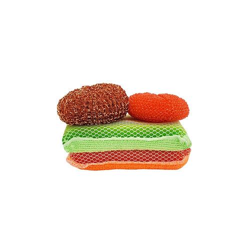 Broxan Sponge Variety Pack