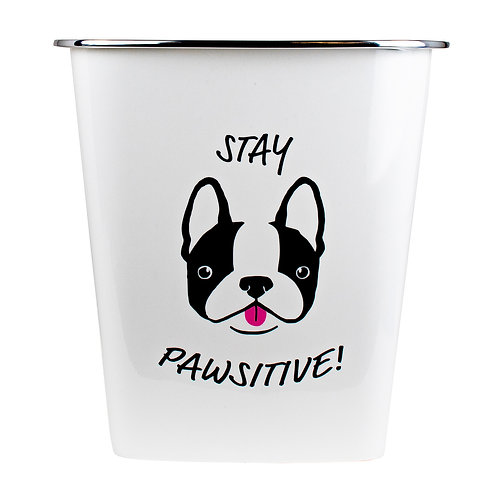 Kolorae Waste Can Pawsitive