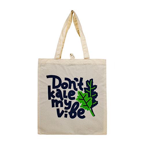 Kolorae Canvas Tote - Kale