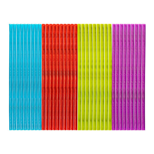Kolorae Sparkling Birthday Candles - 36 Count
