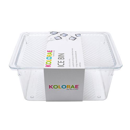 """Kolorae Ice Bin 9"""" x 7"""" x 4"""""""