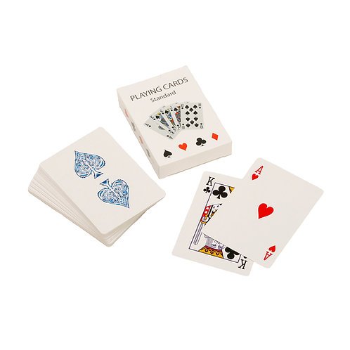 barY3 Playing Cards