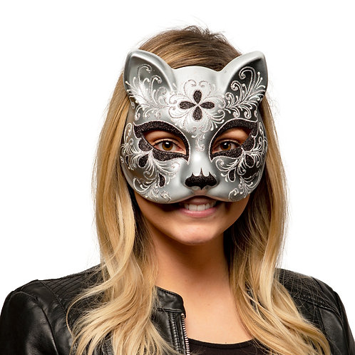 Masqarae Cat Mask - WS