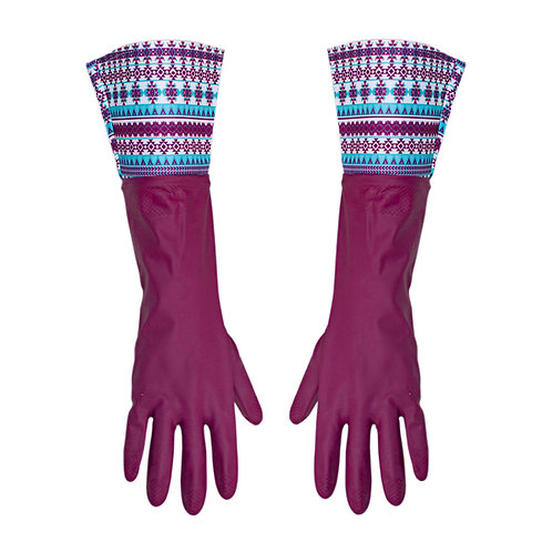 Kolorae Cleaning Gloves Cool Aztec