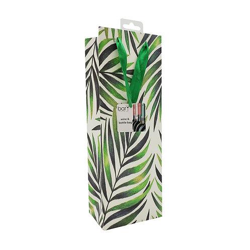 barY3 Wine Bag - Palm
